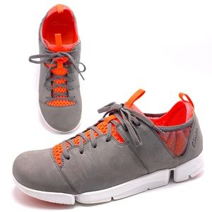 Clarks Trigenic Lightweight Sneakers Athletic